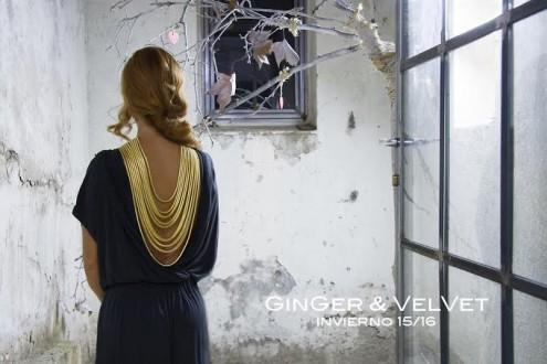 Ginger & Velvet Otoño/Invierno 2015